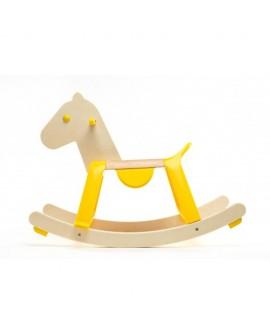 cheval bascule Yellow Rock'it !
