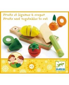 Fruits et légumes à découper
