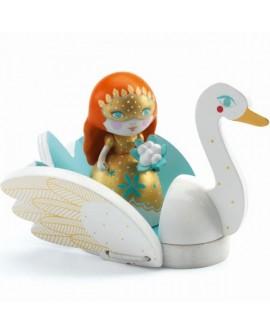 Arty Toy Barbara et Ze Swan