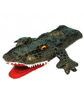 Crocodile avec clap