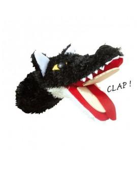Loup clap