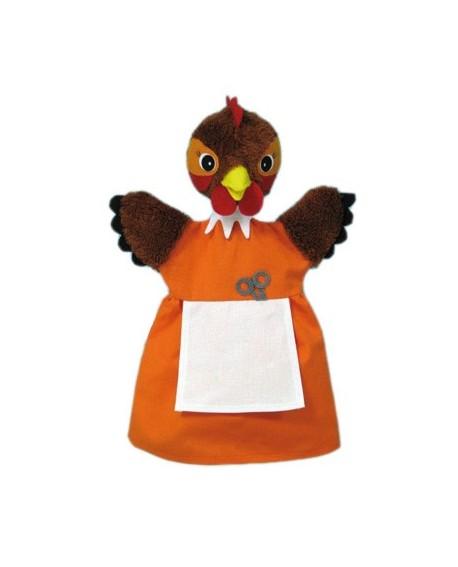 poule rousse