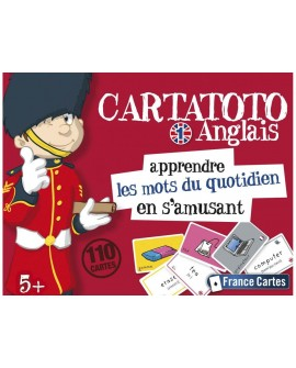 Cartatoto anglais 1