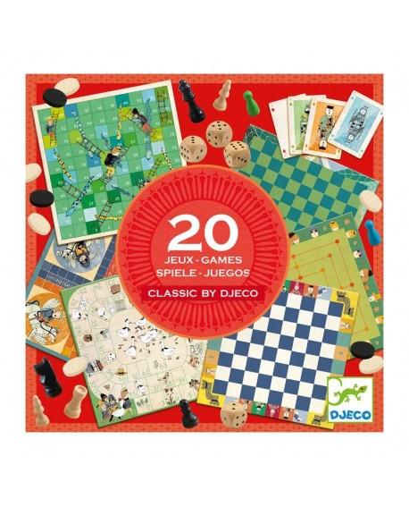 jeux traditionnels : classic box