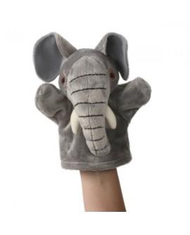 1ere marionnette elephant