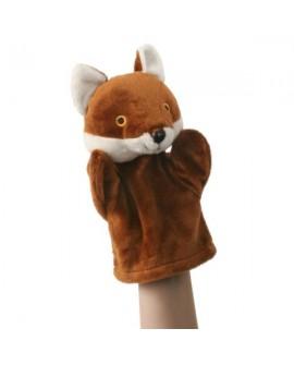 1ere marionnette renard