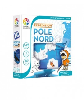expedition pole nord
