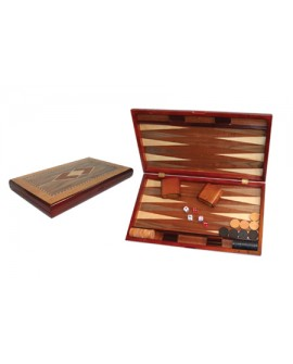 backgammon bois tradition  36 cm
