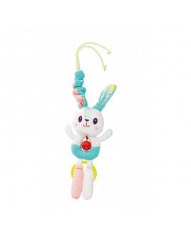 petit lapin Célestin clochette