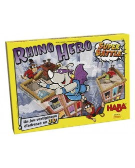 Rhino hero -super battle