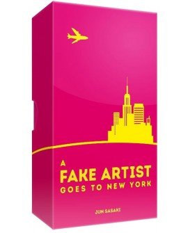 A fake artist goes to NY