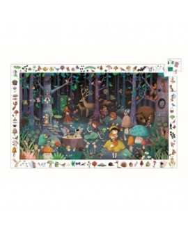 la foret enchantée - 100 pcs