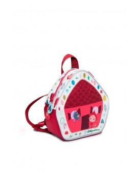 Mini sac à dos Chaperon rouge On the Move Lilliputiens