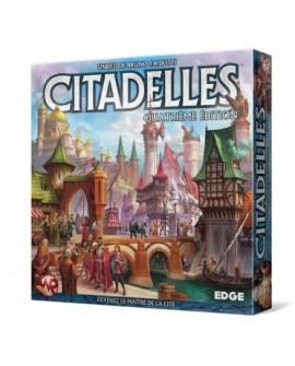 Citadelles 4eme ed.