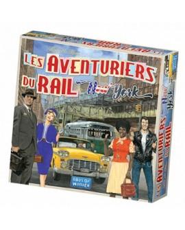 Aventuriers du Rail(Les) : New-York