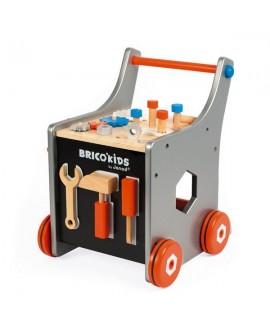 chariot magnetique brico kids