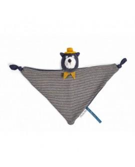 doudou chat gris Alphonse- les moustaches