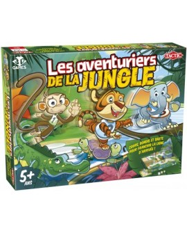 les aventuriers de la jungle
