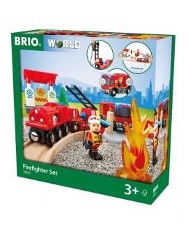 coffret pompiers