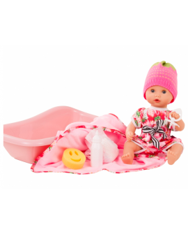 sleepy aquini fille, fraise