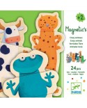 Magnetic's crazy animaux