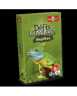 Defis nature :  reptiles