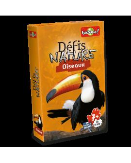 Defis nature : oiseaux
