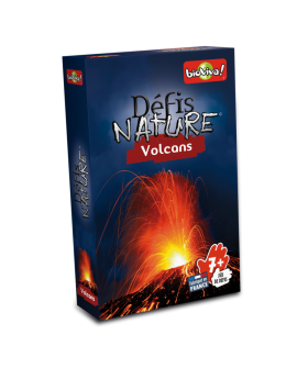 Defis nature : volcans