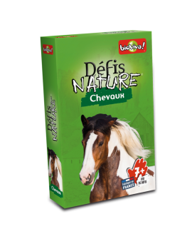 Defis nature : chevaux