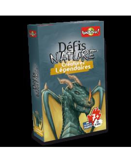 Defis nature : creatures legendaires