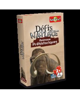 Defis nature : animaux préhistoriques