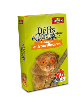 Defis nature : animaux extraordinaires