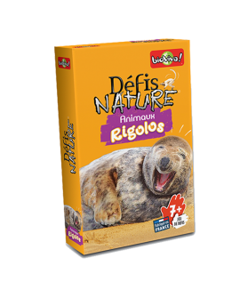 Defis nature : animaux rigolos