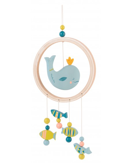 attrape reve baleine -voyage d'Olga