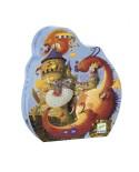 Vaillant et les dragons- 54 pcs*