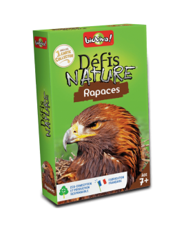 Defis nature : rapaces