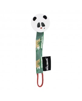 Rototos le panda , attache tetine