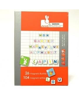 Magnetibook alphabet