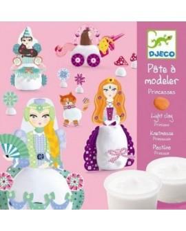 pate à modeler : Princesses