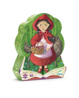 36p silhouette chaperon rouge