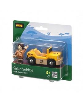 vehicule safari