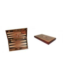 backgammon bois voyage   23cm