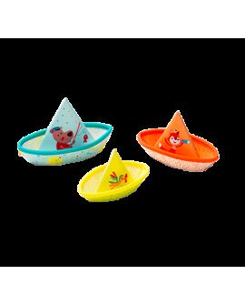 3 petits bateaux