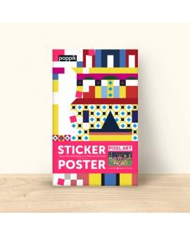 Sticker palais des 1001 nuits - POPPIK