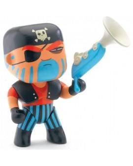 arty toy jack skull