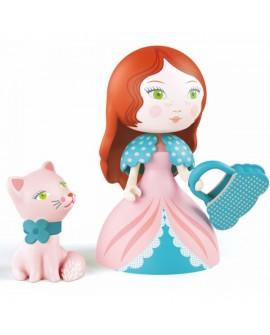 arty toy Rosa et Cat
