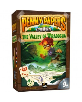 Penny Papers Adventures : Valley of Wiraqocha