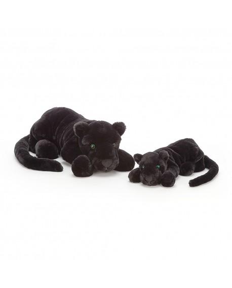 peluche puma noire