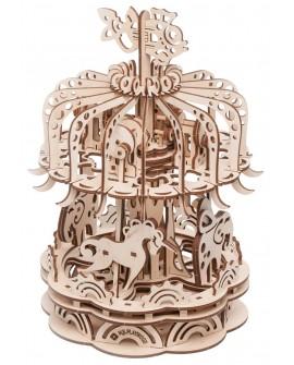 Carrousel maquette