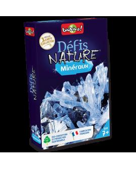 Defis nature : les mineraux